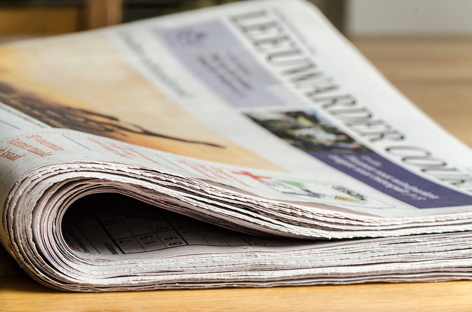Newspaper – popular print media to explore your brand